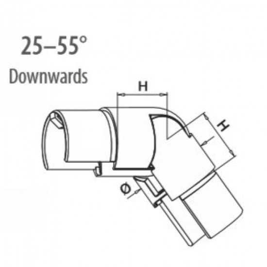 Curves and Fittings - Channel Fittings - 13.6302.048