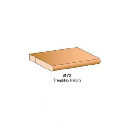 Wood Stair Parts - Treads & Risers - 8170