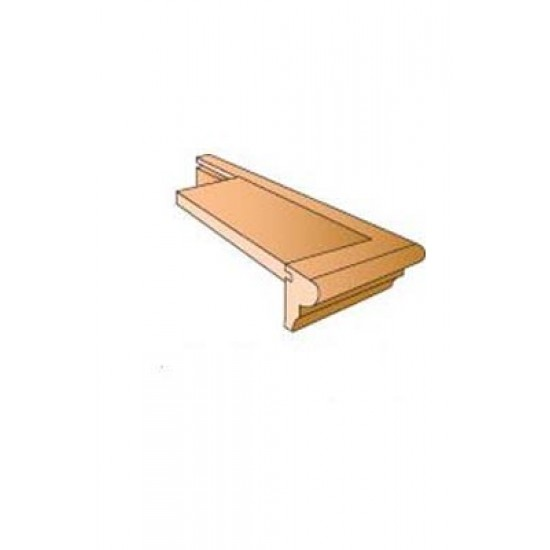 Wood Stair Parts - Treads & Risers - 8171-RH