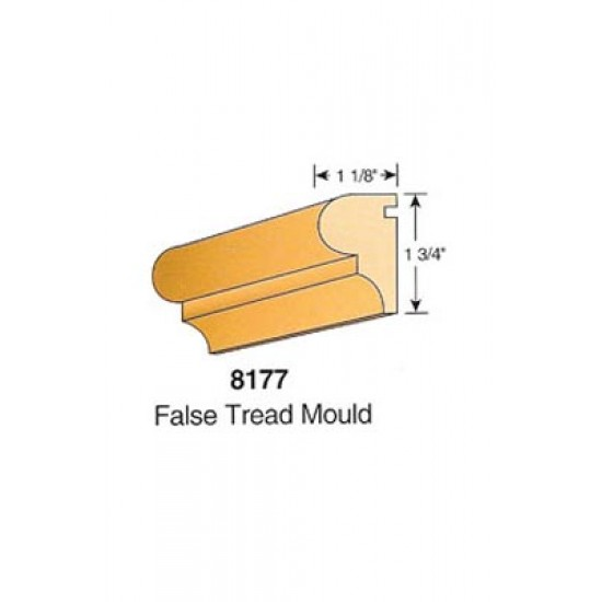 Wood Stair Parts - Treads & Risers - 8177-TM