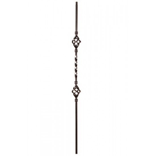 Wrought Iron Balusters - Tubular Balusters - HF16.1.4-T