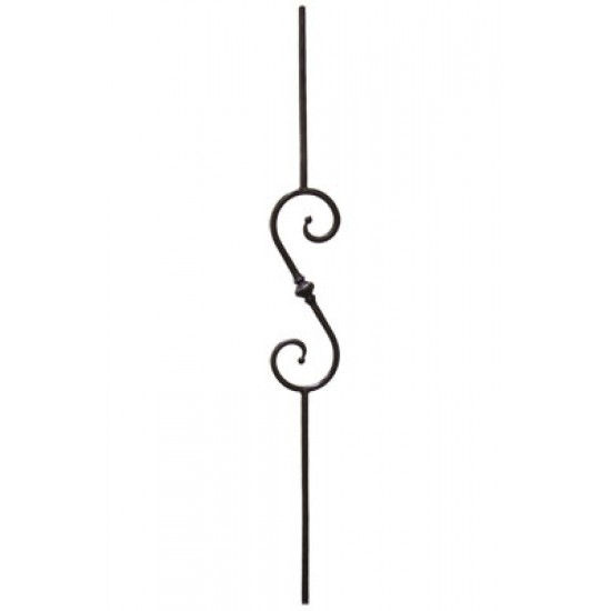 Wrought Iron Balusters - Hand Forged Series - HF2.1.8