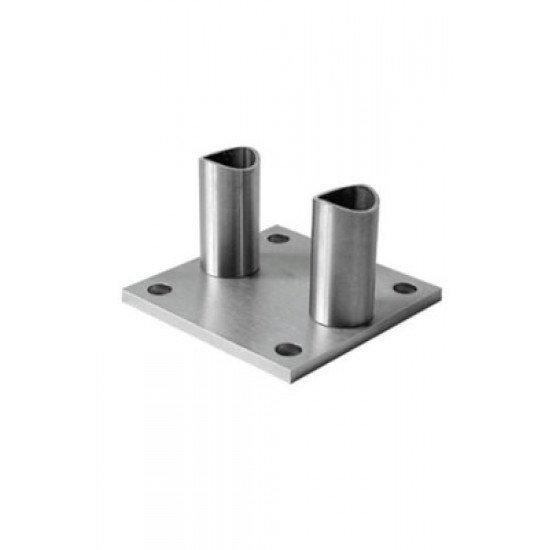 Anchorages - Fascia Post Mounting - E401