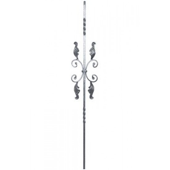 Wrought Iron Balusters - Twist Series - HF16.1.16