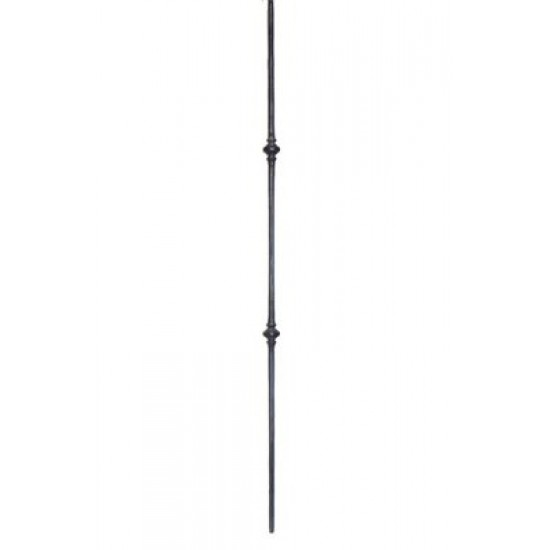 Wrought Iron Balusters - Hand Forged Series - HF2.1.11